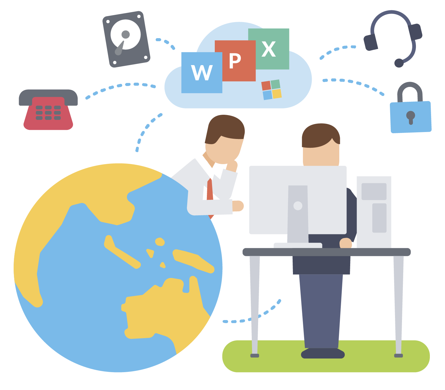 Nebulex Office Networking